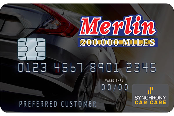Merlin Credit Card