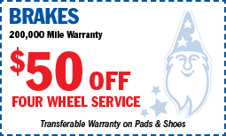 Brakes-50off