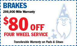 Brakes-80off