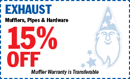 Exhaust-15%Off